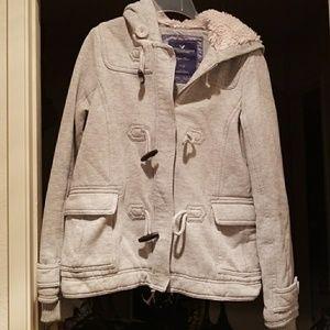 American Eagle Hooded Jacket